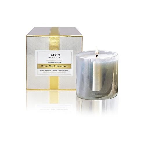 White Maple Bourbon | Classic 6.5oz Candle