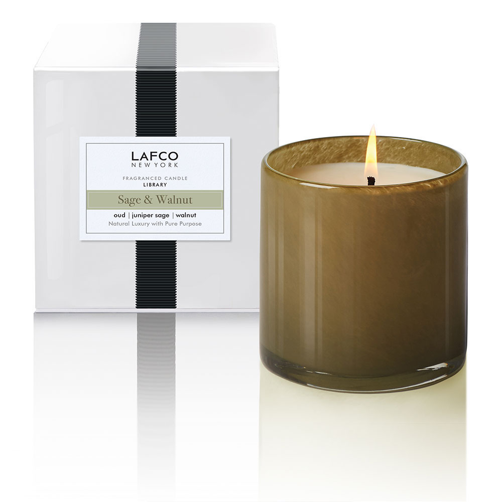 Lafco New York: Sage & Walnut | Signature 15.5oz Candle